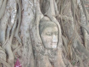 Rondreis kinderen thailand ayutthaya