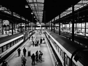 Zwitserland trein