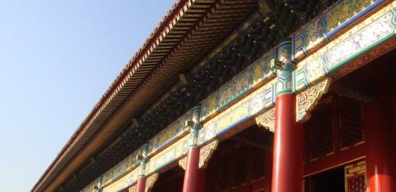 China Familiereis:  Draken, panda's en mahjong
